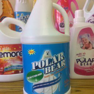 Nước rửa chén cao cấp Polar Bear 3,6kg