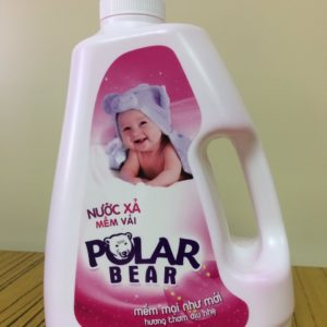 Nước xả vải cao cấp Polar Bear