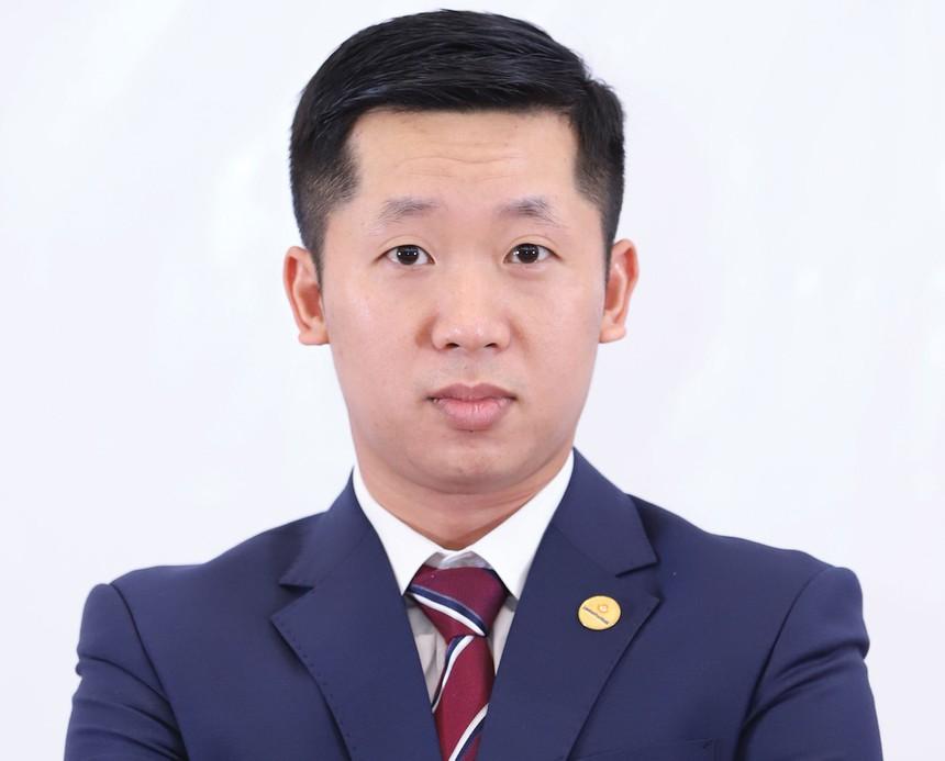 Ông Vũ Quốc Khánh, Phó tổng giám đốc phụ trách Khối Ngân hàng bưu điện của Ngân hàng TMCP Bưu điện Liên Việt (LienVietPostBank)